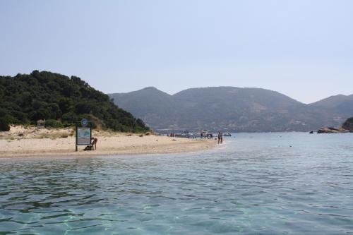 Marathonisi Beach